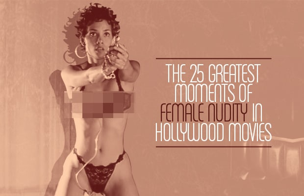 The 25 Greatest Moments Of Female Nudity In Hollywood MoviesThe Gift