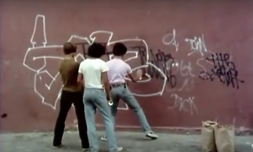 Watch a Vintage Documentary Uncover the World of NYC Graffiti in 1976