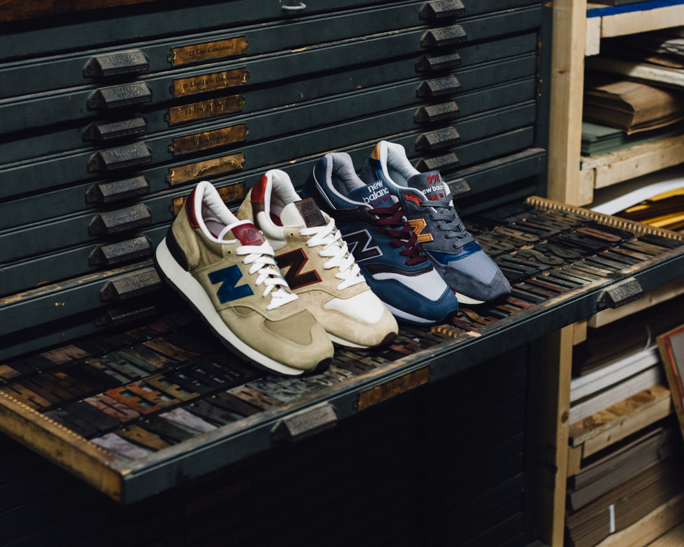 New Balance's Latest Made in USA Sneakers Cost More Than $200 (and Are Worth Every Cent)