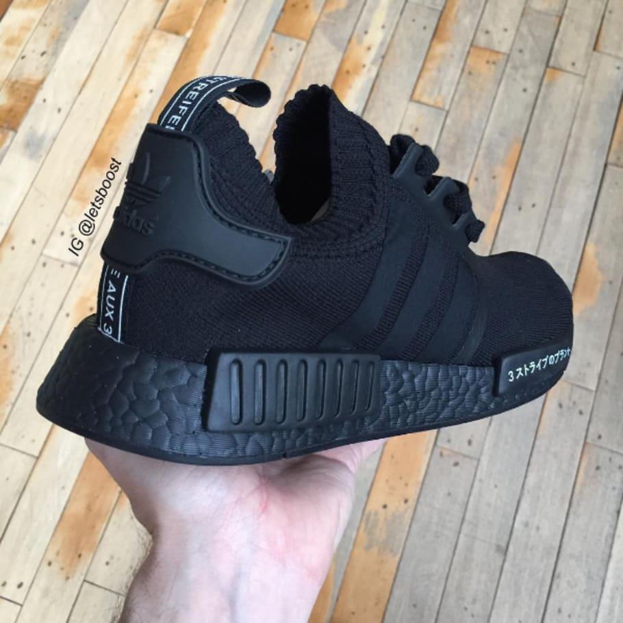 adidas nmd japan boost black