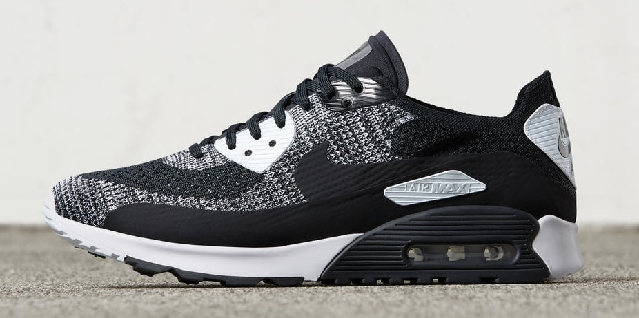 best service b1f39 9c19f Nike Air Max 90 Ultra Flyknit Release Info | Sole Collector