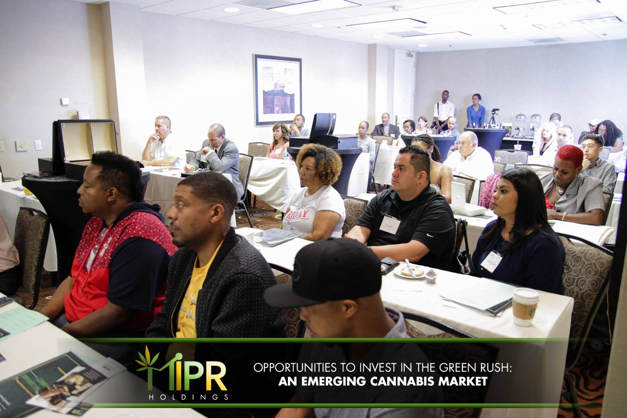Let s look at it from an investment prospective if a company had - One Of Mipr Holdings Investment Education Workshops Courtesy Of Khadijah Adams