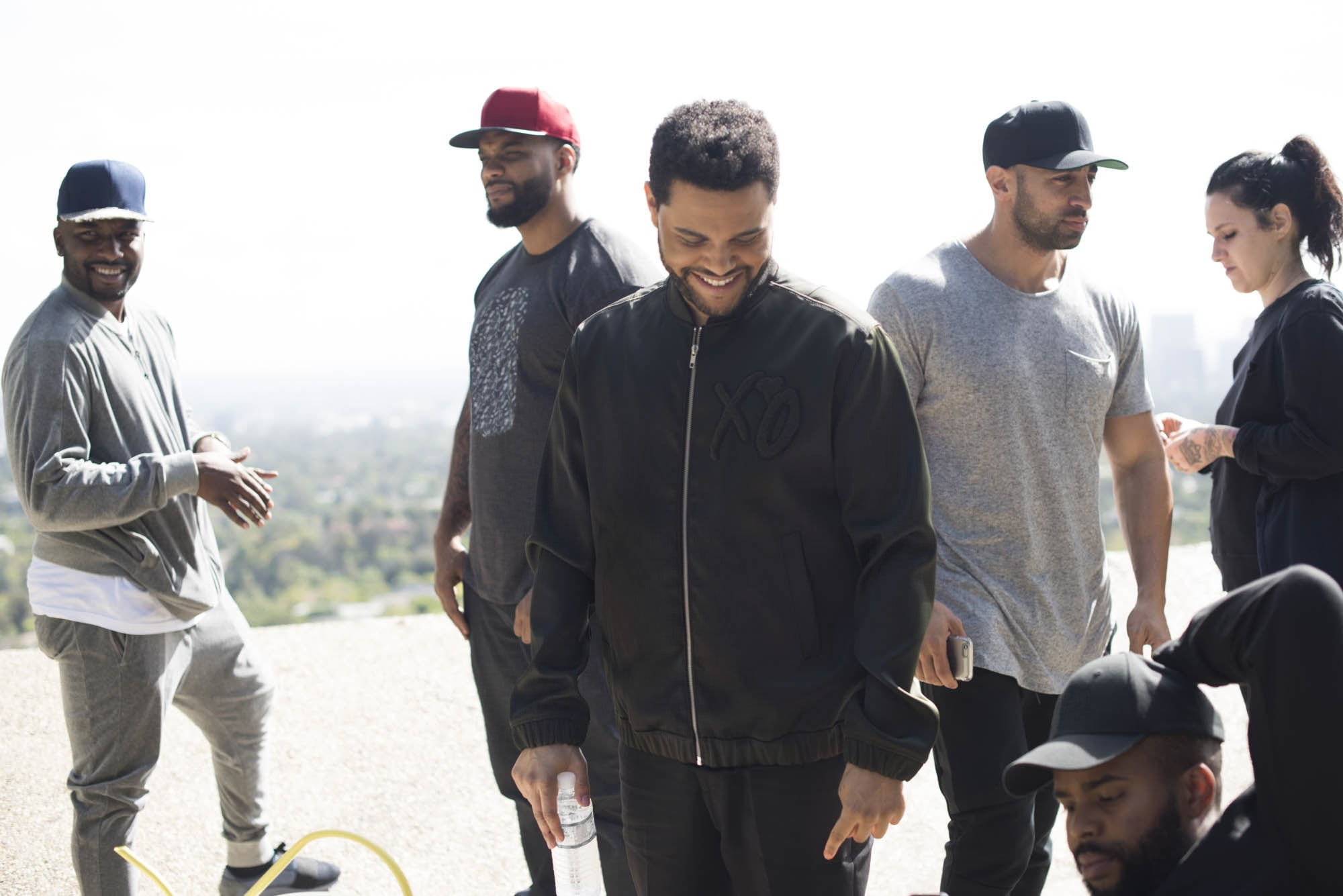 H&M's Spring Icons Selected by The Weeknd