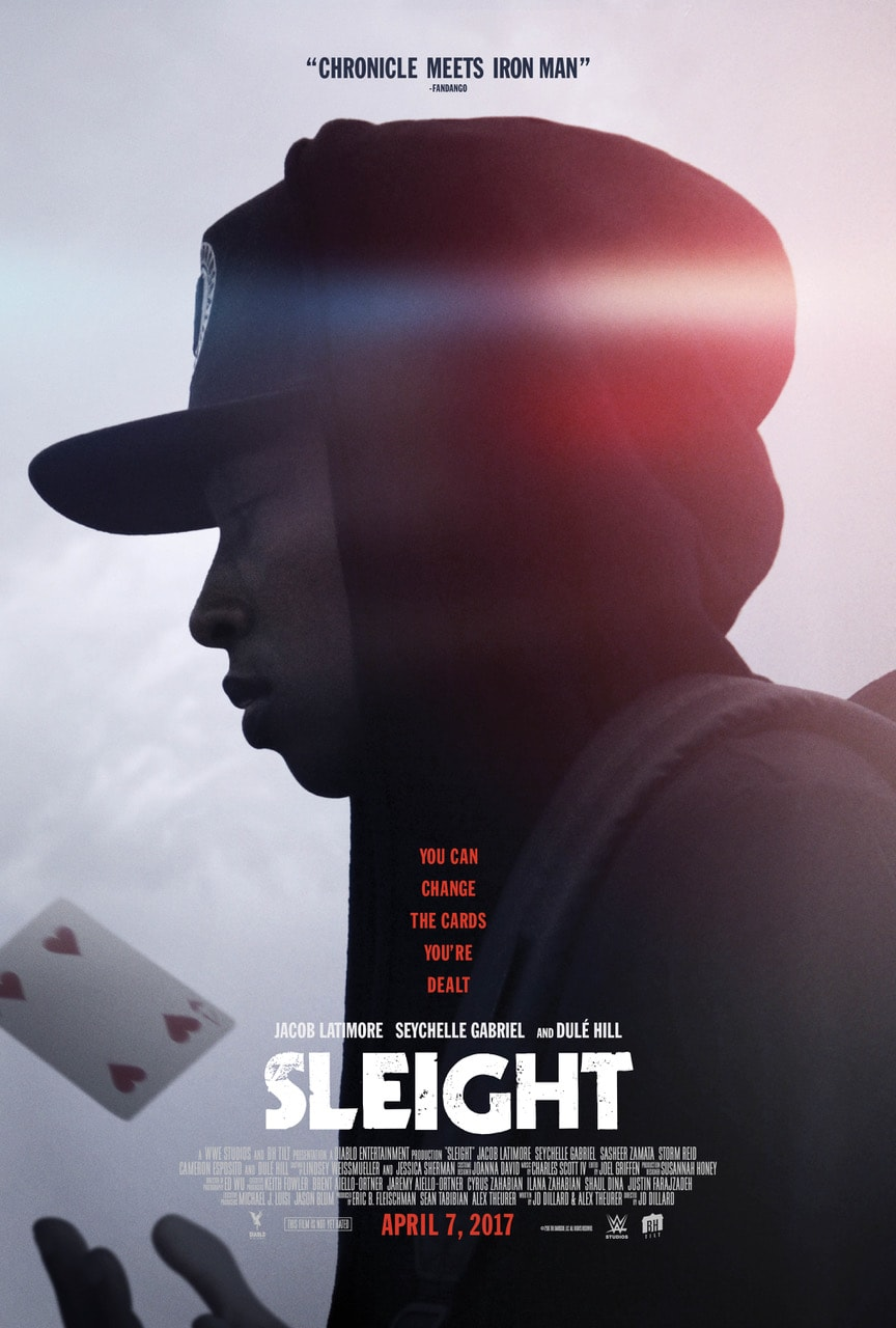 'Sleight' movie poster