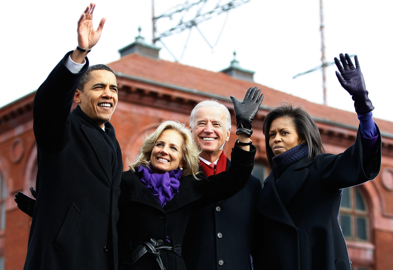 Obama Biden Bromance 2