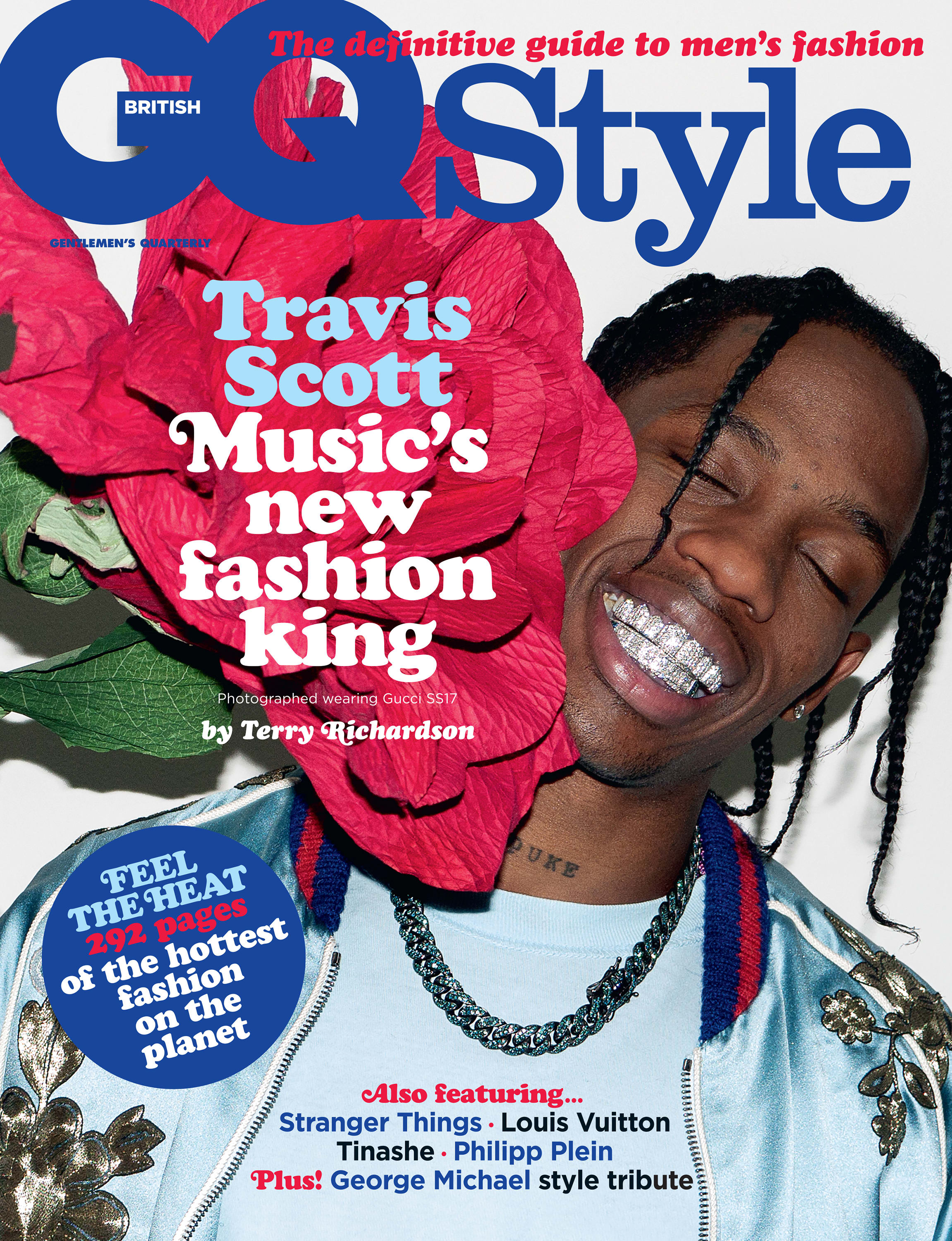 Travis Scott for GQ UK