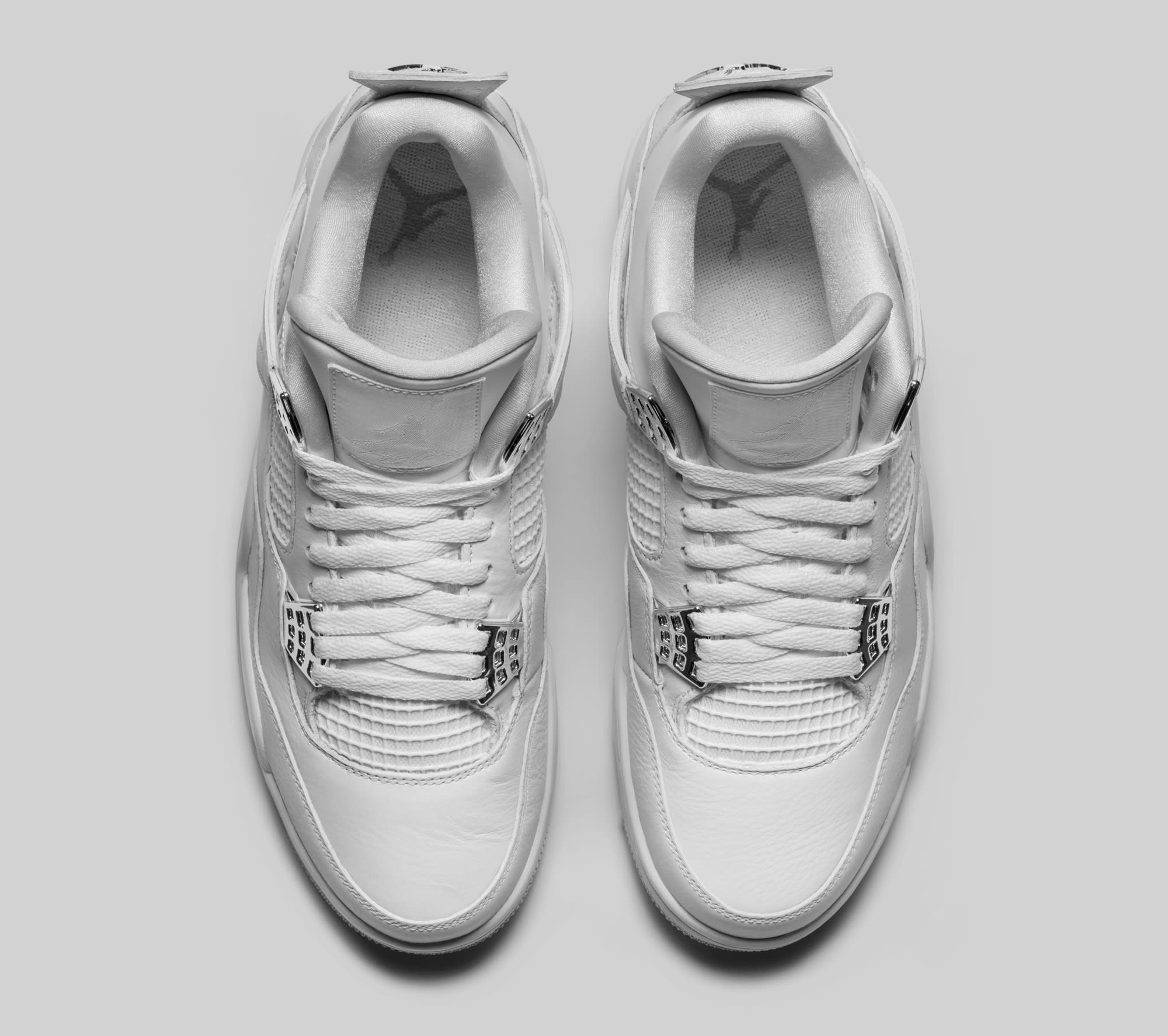 Air Jordan 4 Pure Money Top