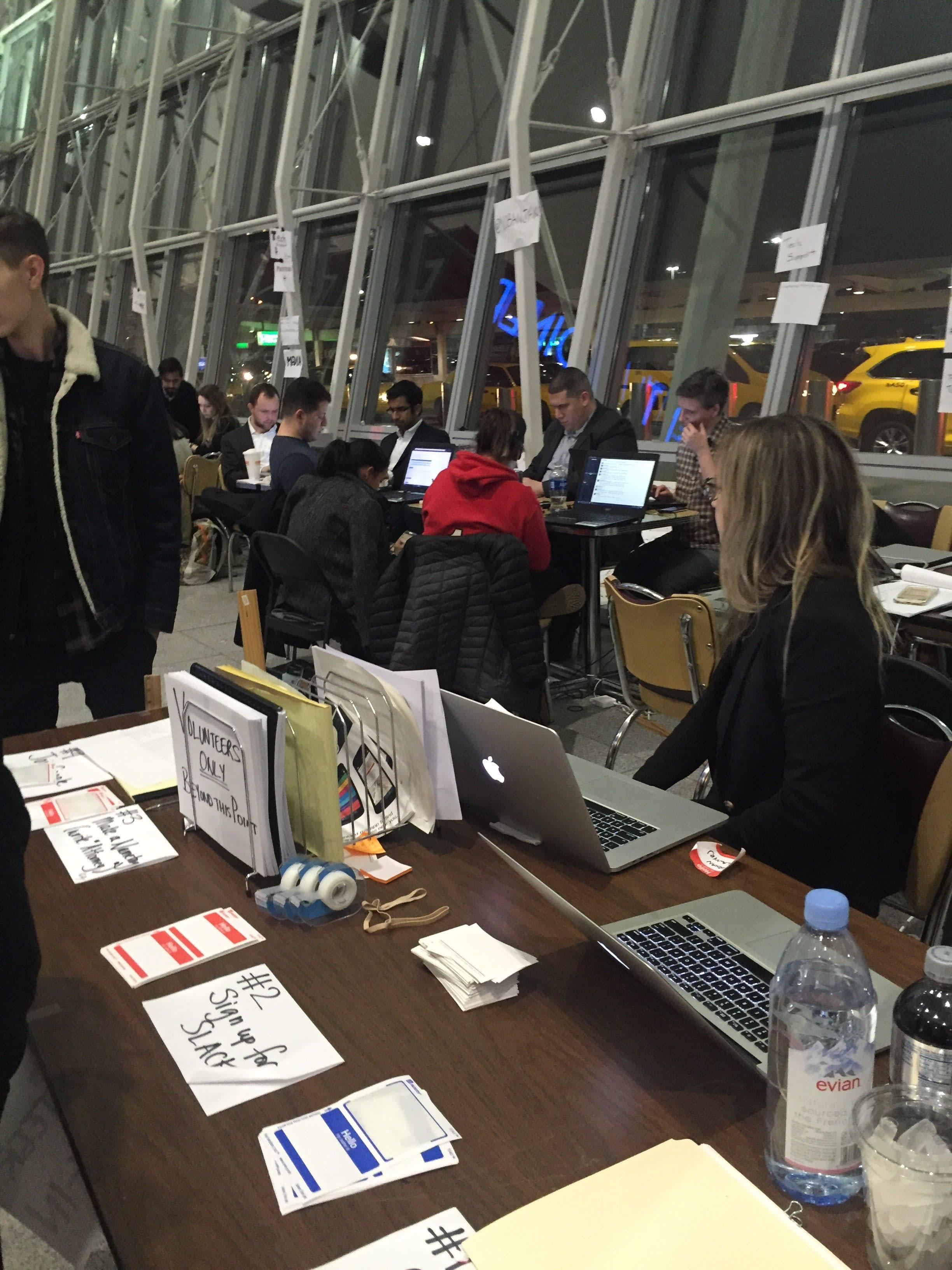 volunteer attorneys at jfk