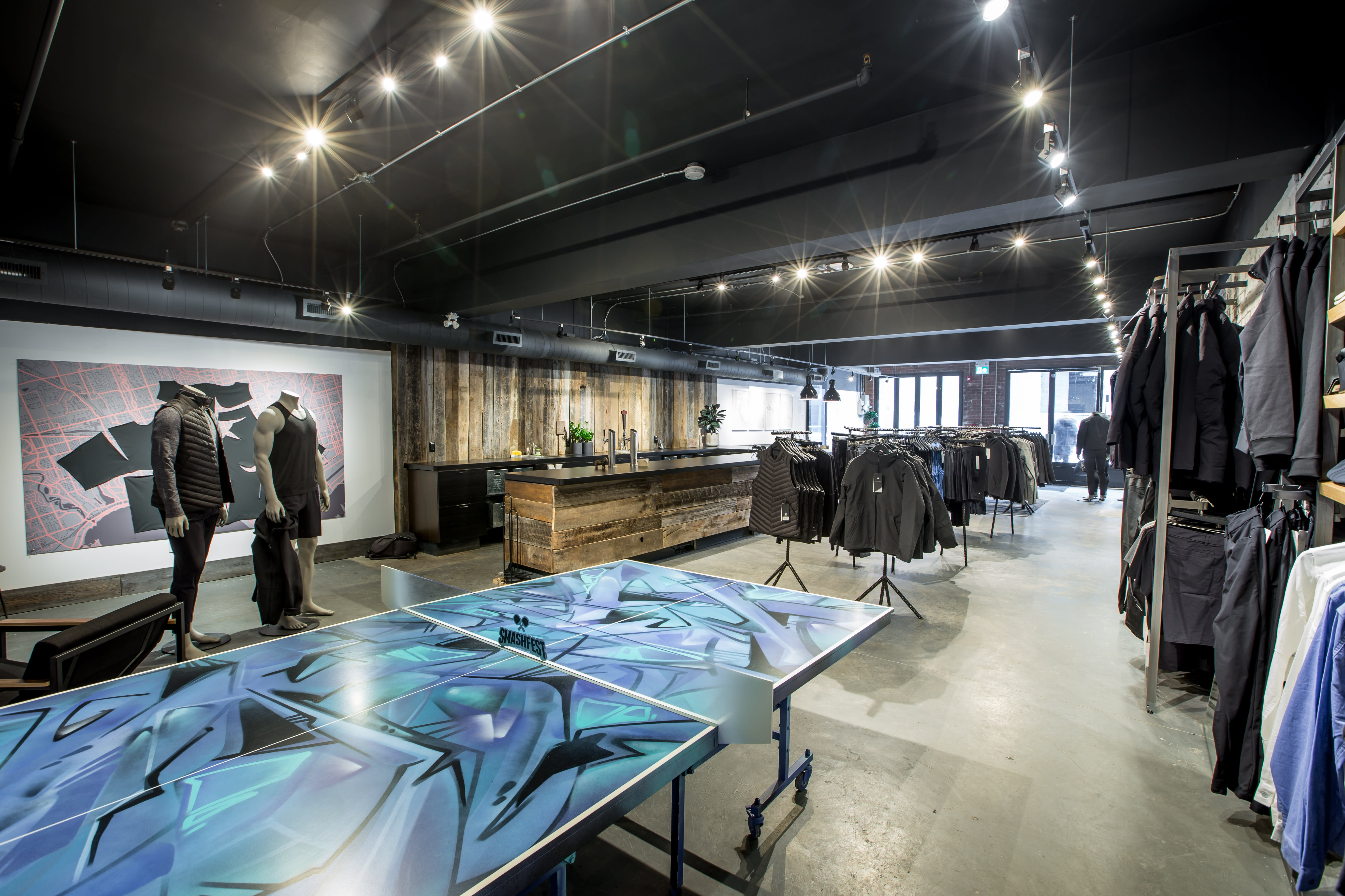 Lululemon Opens New Concept Store Called 'The Local' In Toronto