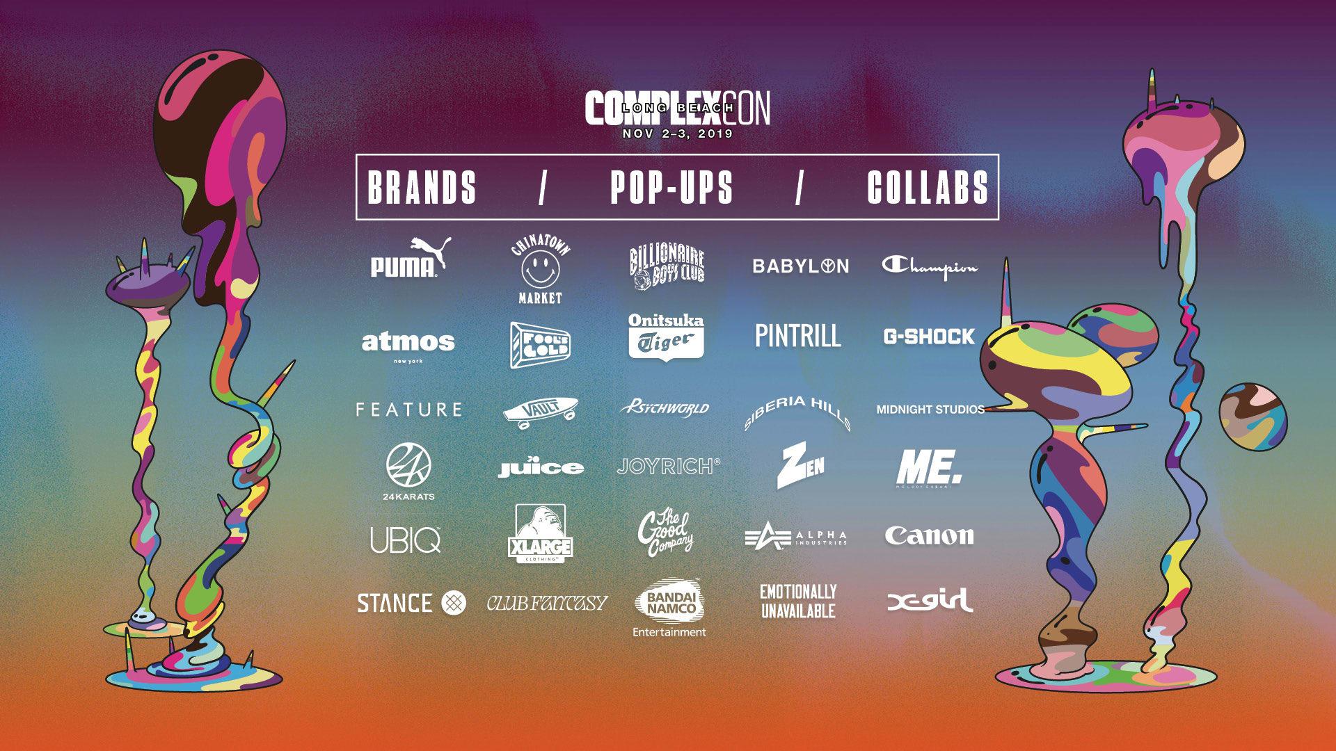 ComplexCon Marketplaces 2019