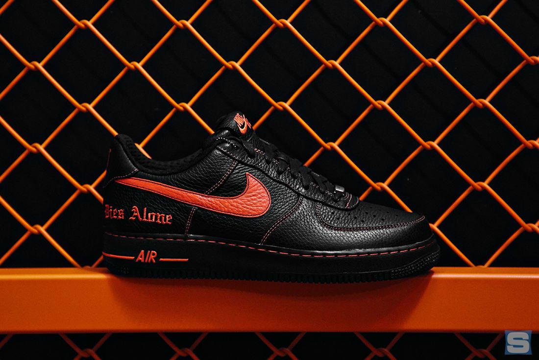 Vlone Nike Air Force 1 Release Harlem