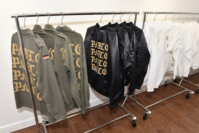 Kanye West 'The Life of Pablo' Merch