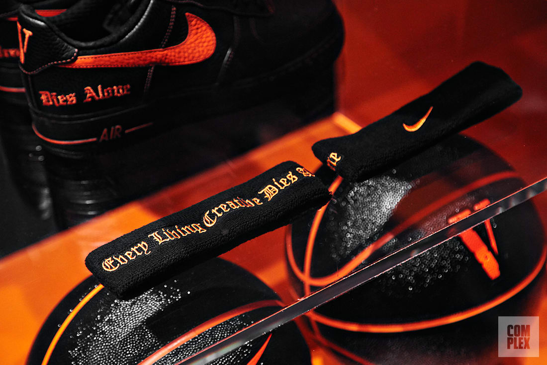 VLONE x NikeLab pop-up