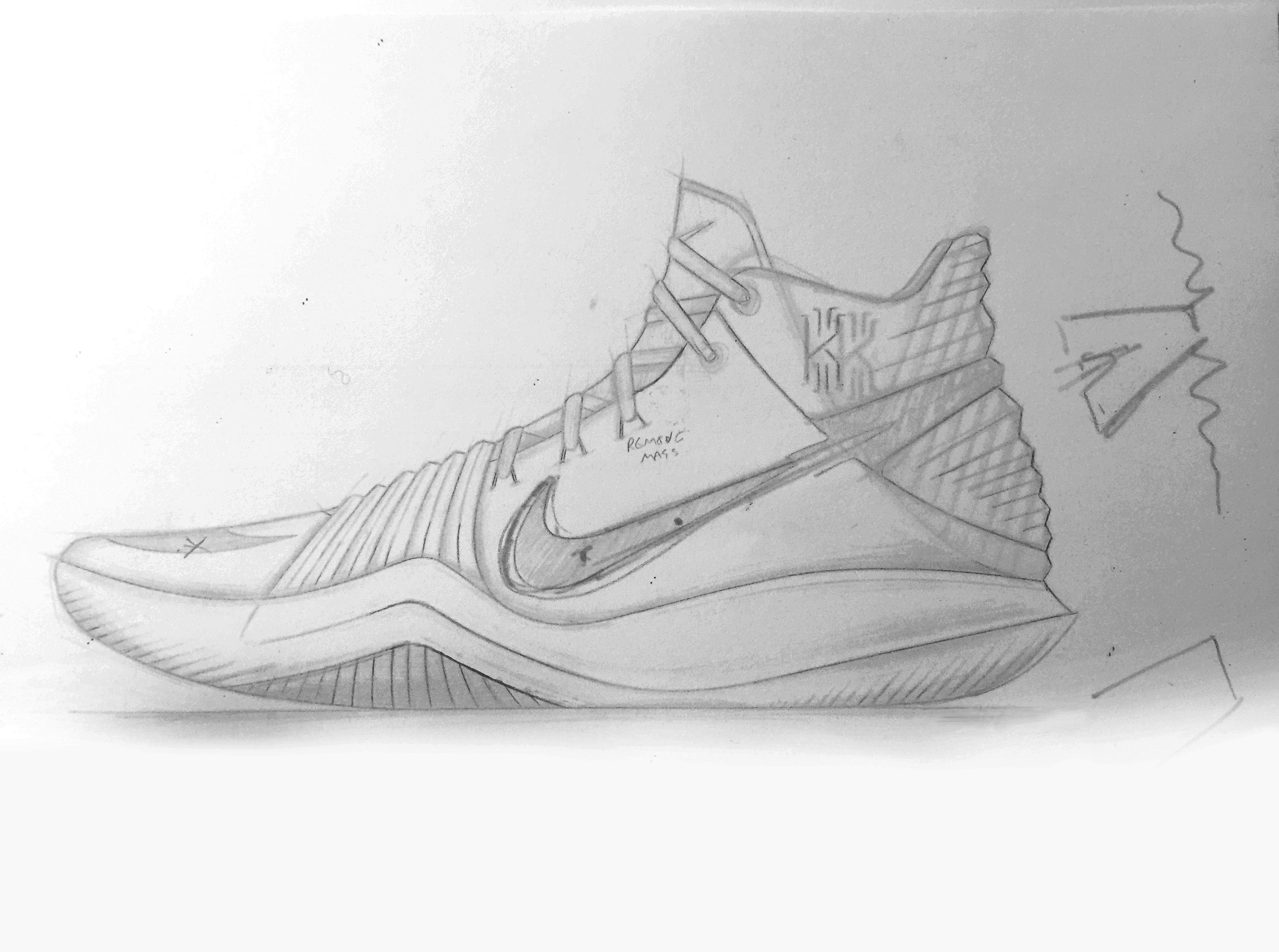 Nike Kyrie 3 Sketch