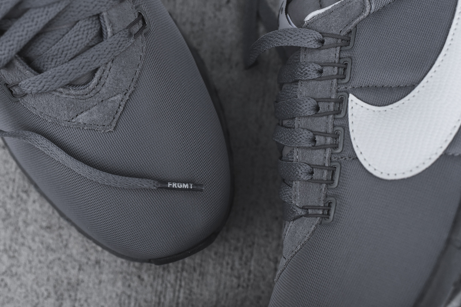 Fragment Nike Air Max LD Zero Grey 885893 002 Enhedssamler  Sole Collector