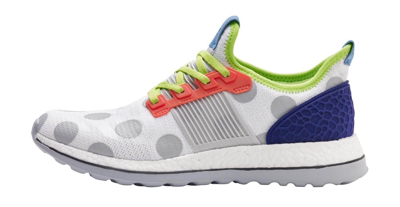 Kolor Adidas Boost Polka Dot   Sole Collector