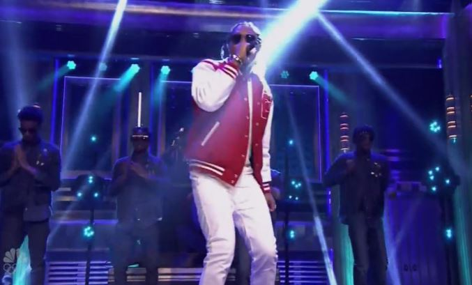 A$AP Mob Performs Yamborghini High on Jimmy Fallon news