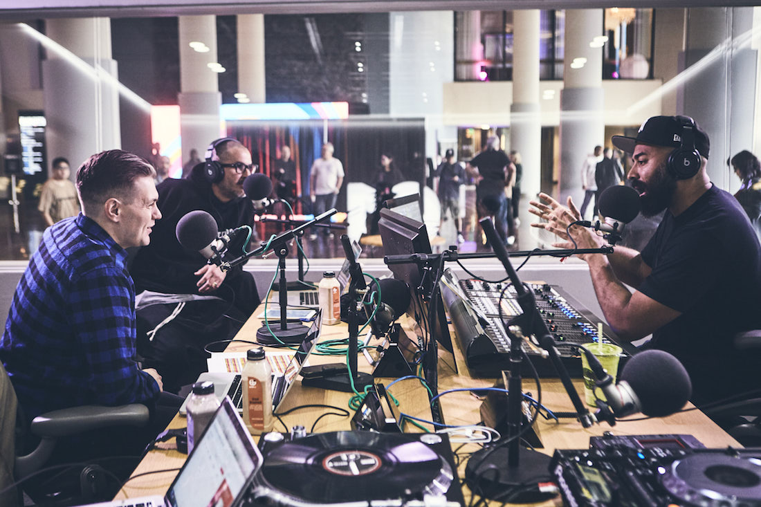 NCB onBeats 1 at ComplexCon