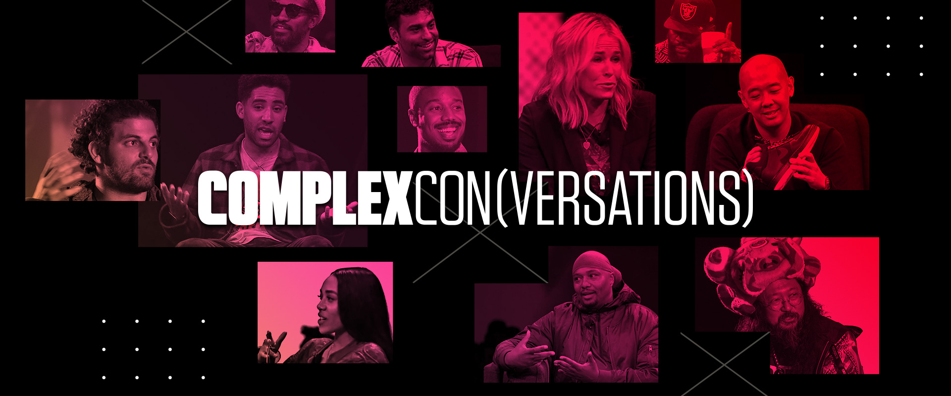 Michael B. Jordan and Ryan Coogler during ComplexCon(versations)