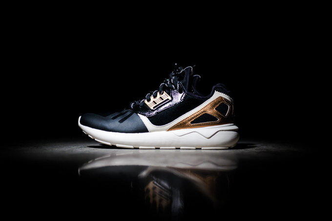 Adidas Originals Tubular Gold Trim Pack