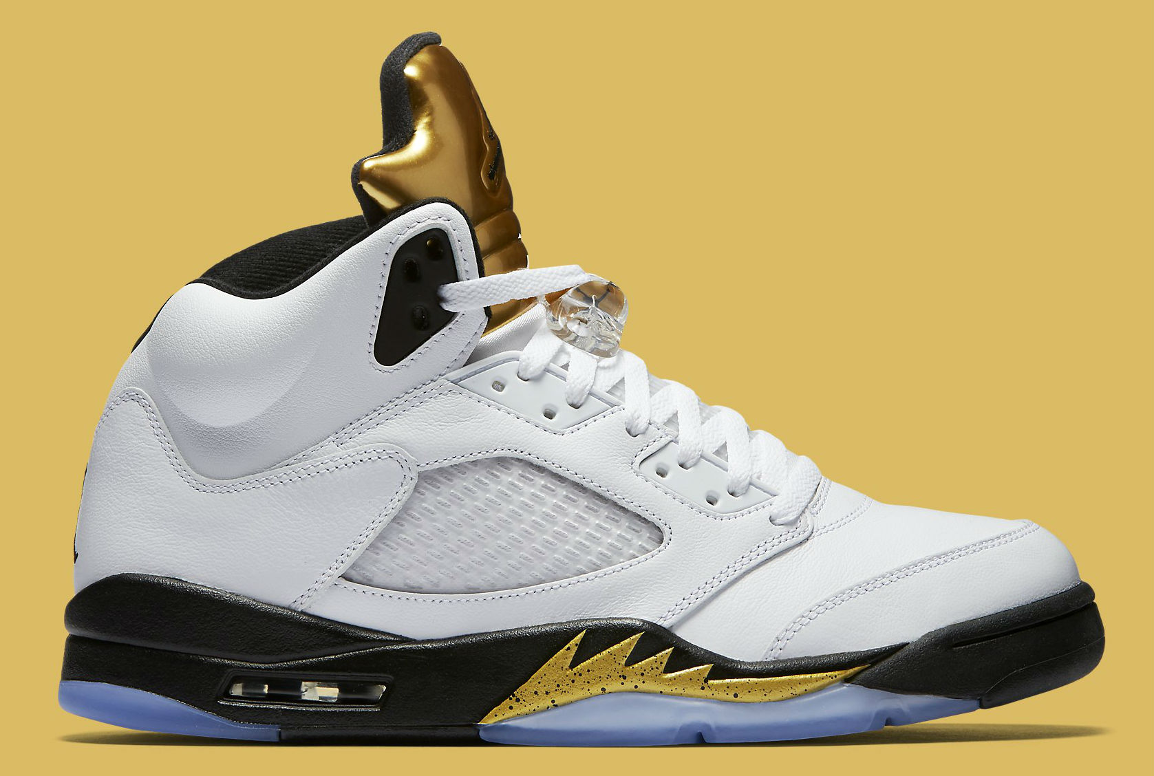 newest 7e564 2e305 Gold Jordan 5 Release Date 136027-133 | Sole Collector