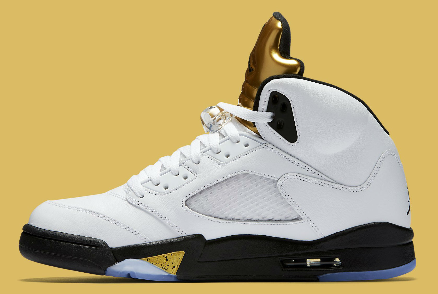 newest e5e7a c2307 Gold Jordan 5 Release Date 136027-133 | Sole Collector