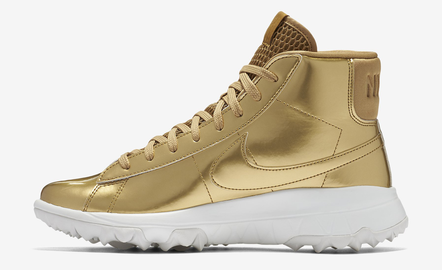 c3a833bebad Nike Blazer Gold Golf Shoes | Sole Collector