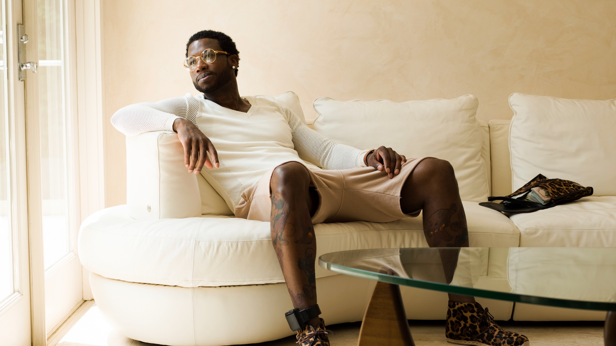 """Gucci Mane on Meeting Young Thug: """"I Got $25,000 Out And I Signed [Him] Right There."""""""