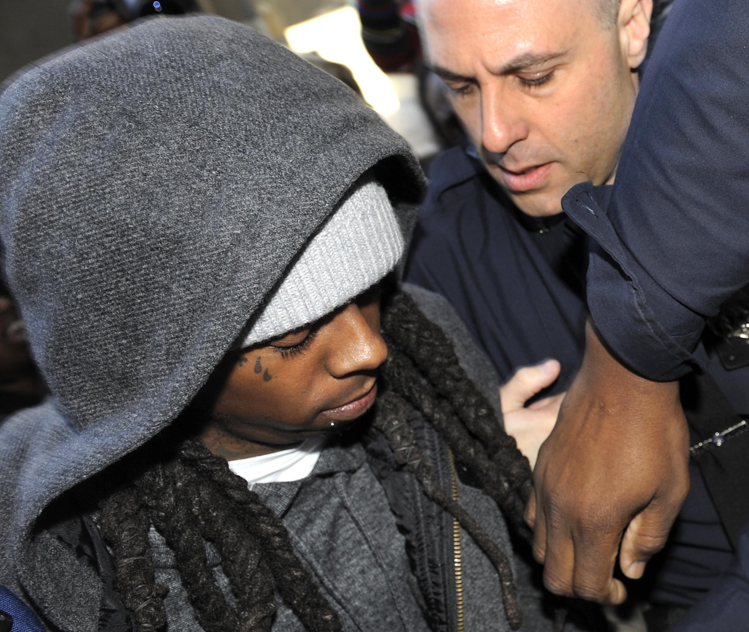 Lil Wayne Court