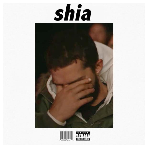 Shia rap album covers