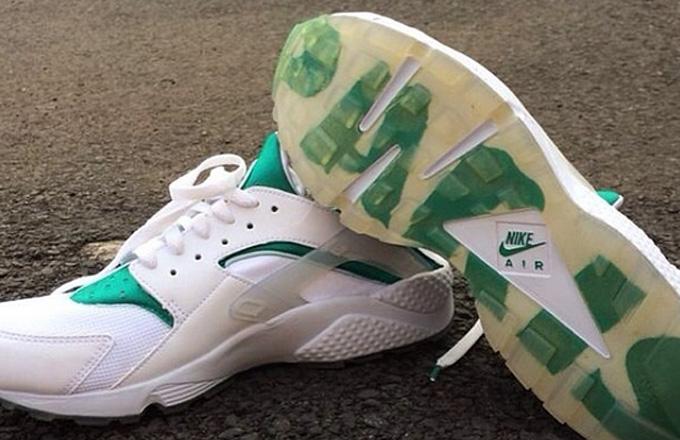 Nike Huarache Black Milano