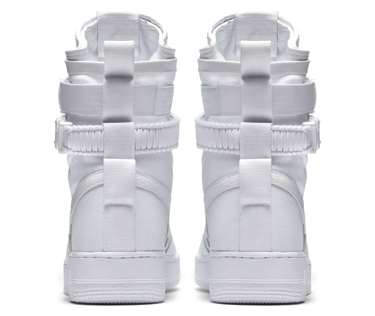 Nike AF Air Force 1 High White Release Date Heel 903270-100