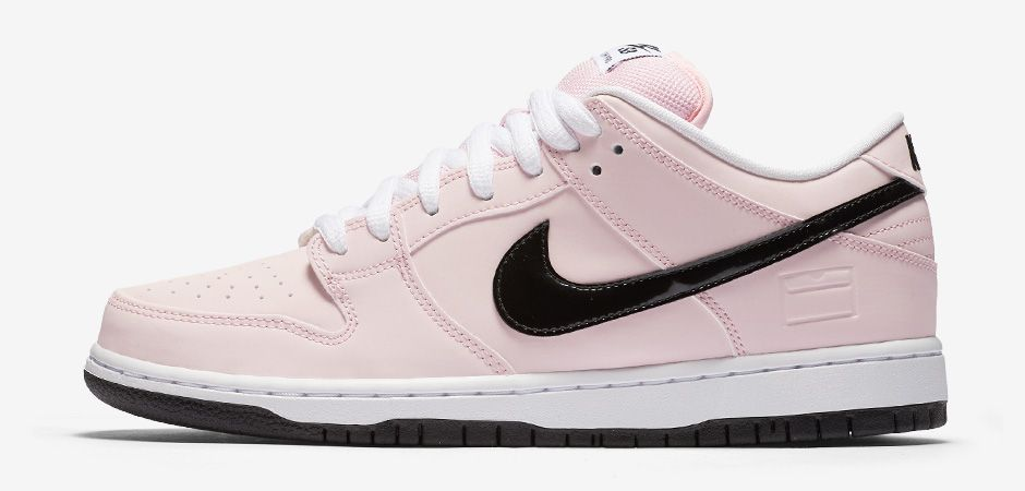 Nike Sb Pink Box Dunk