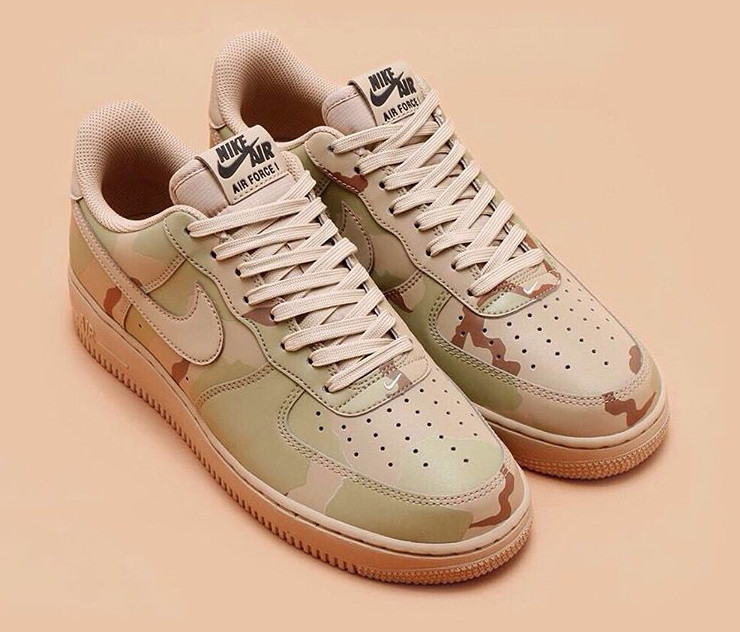 Nike Air Force 1 Low Camo LV8 | Sole