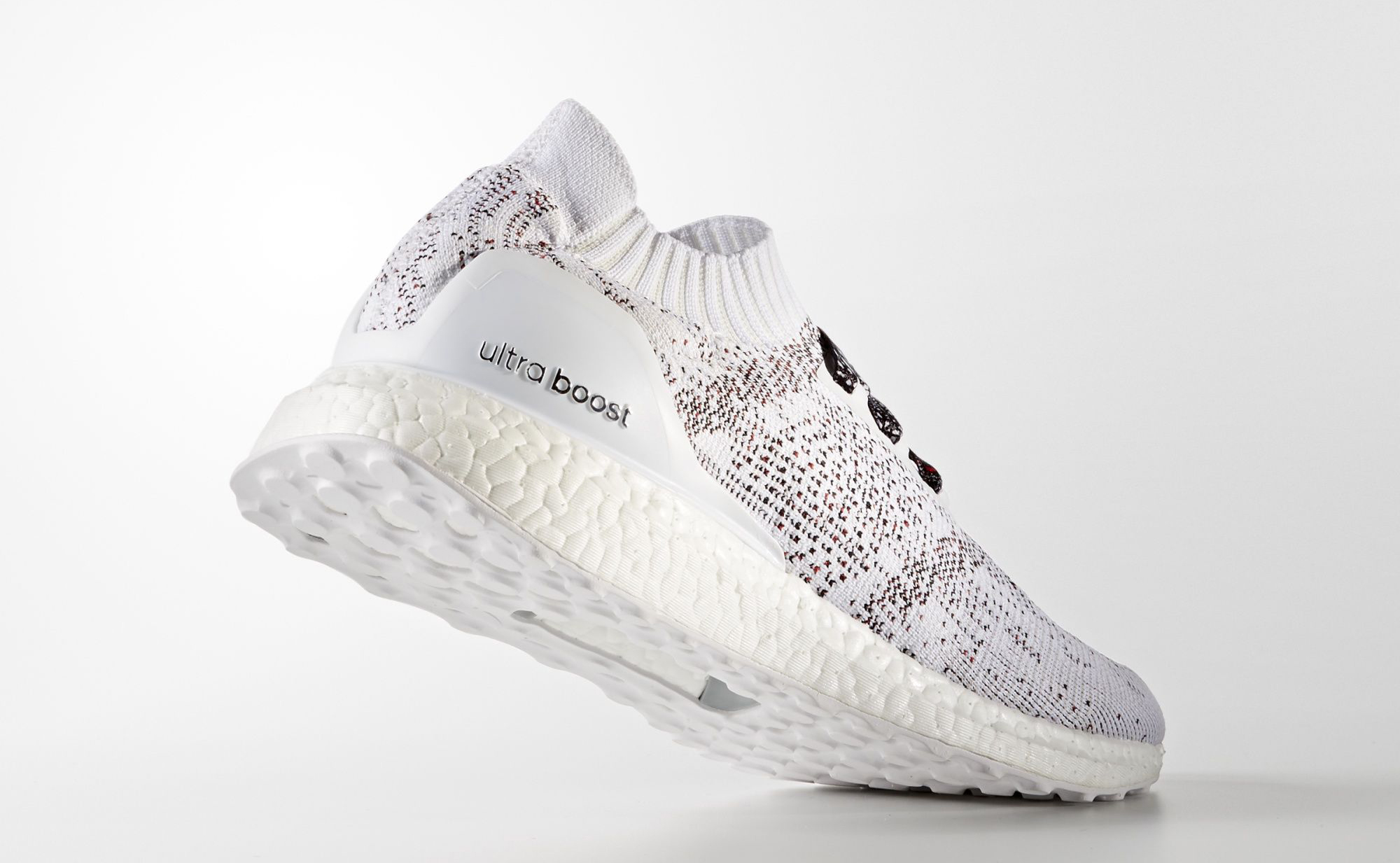 Adidas Ultra Boost Uncaged Chinese New Year Heel