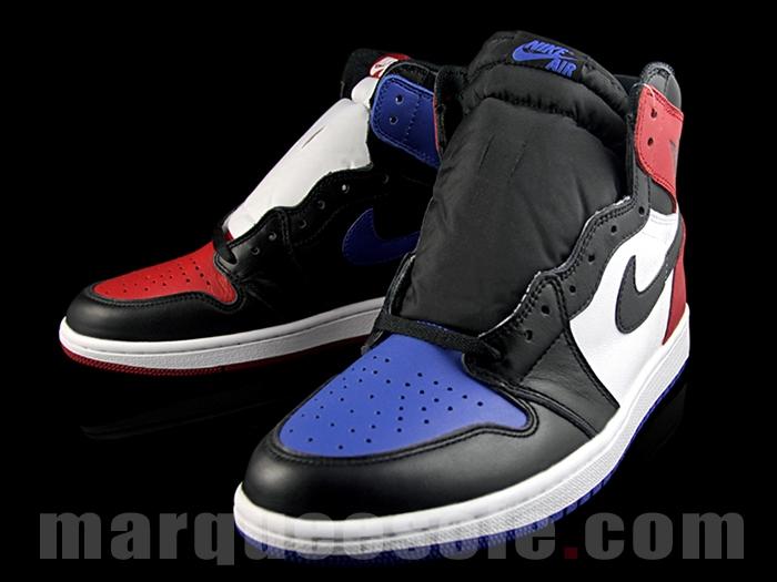 Air Jordan 1 Top Three
