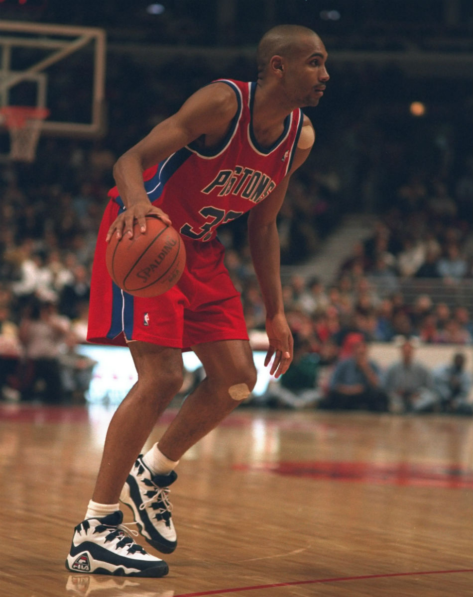 FILA 95 Grant Hill 1 Release Date | Sole Collector