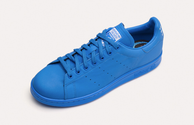 All Blue Adidas Originals
