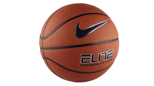 Nike elite competition basketball