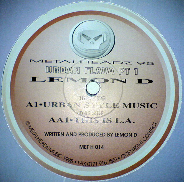 lemond thisisla vinyl 25 Essential Metalheadz Tracks