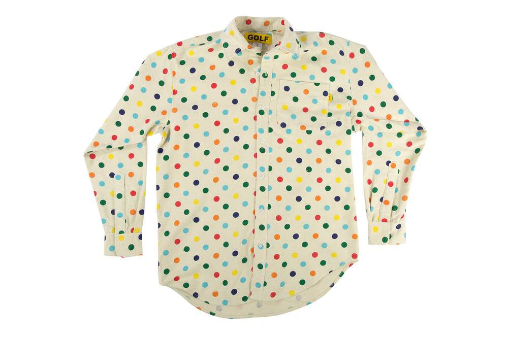 Tyler, the Creator Drops New Golf Wang Polka Dot Capsule news