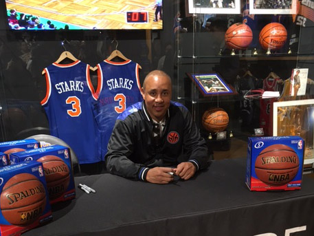 Interview: John Starks Thinks the '96 Bulls Would Sweep the Warriors