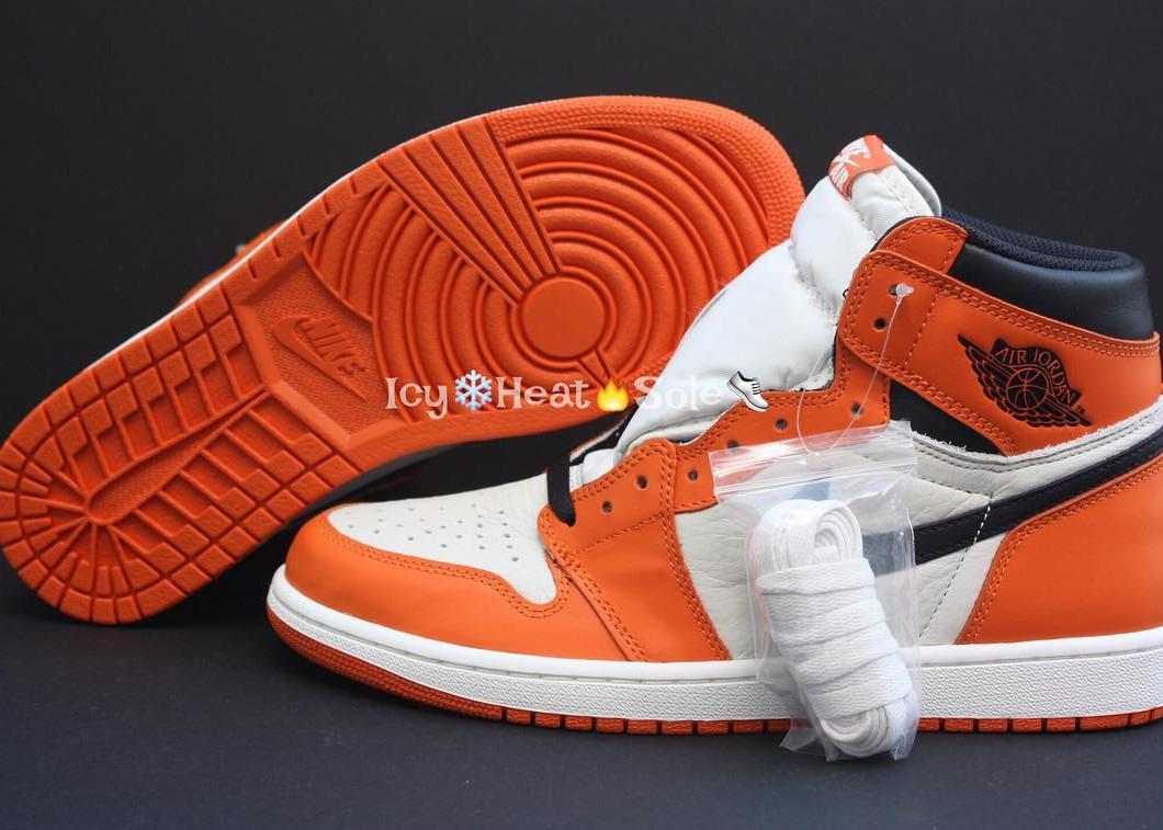 size 40 fcd6a fdb1a Air Jordan 1 Reverse Shattered Backboard Release Date | Sole ...
