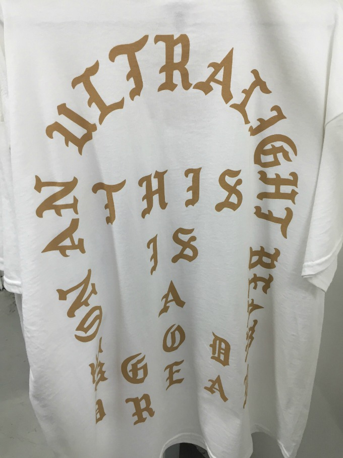 Photo 13 from Kanye West's NYC pop-up shop.