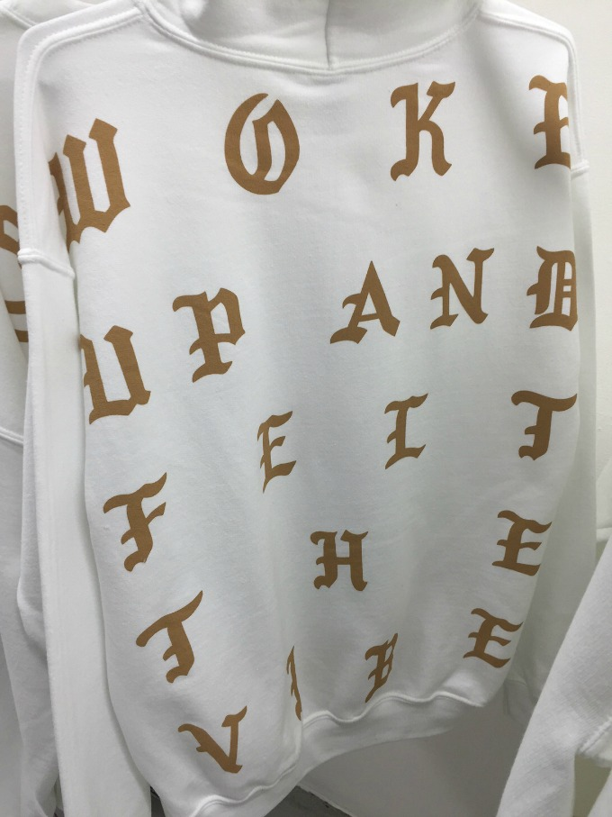 Photo 14 from Kanye West's NYC pop-up shop.