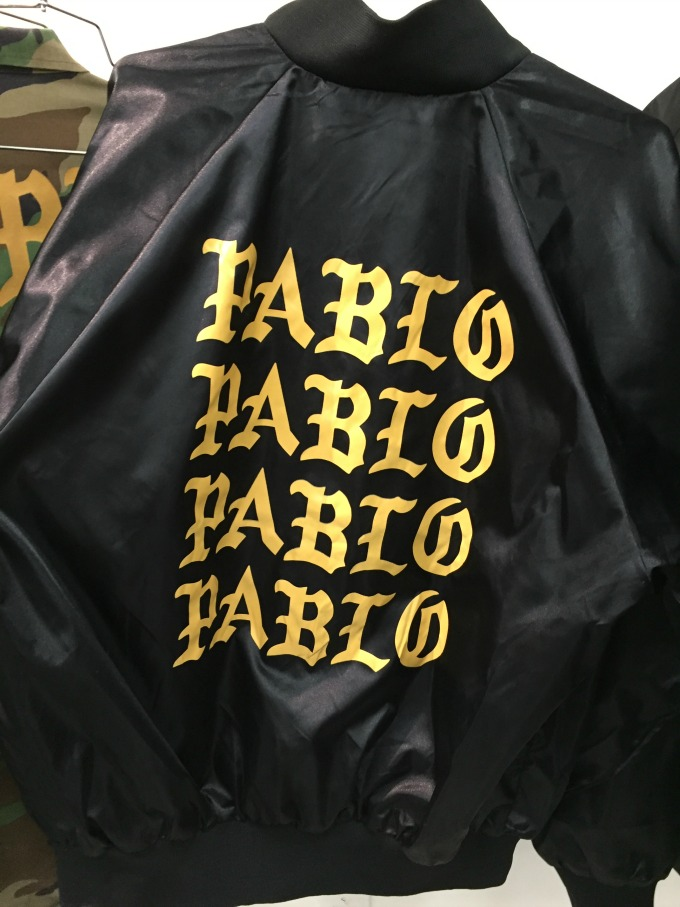Photo 22 from Kanye West's NYC pop-up shop.