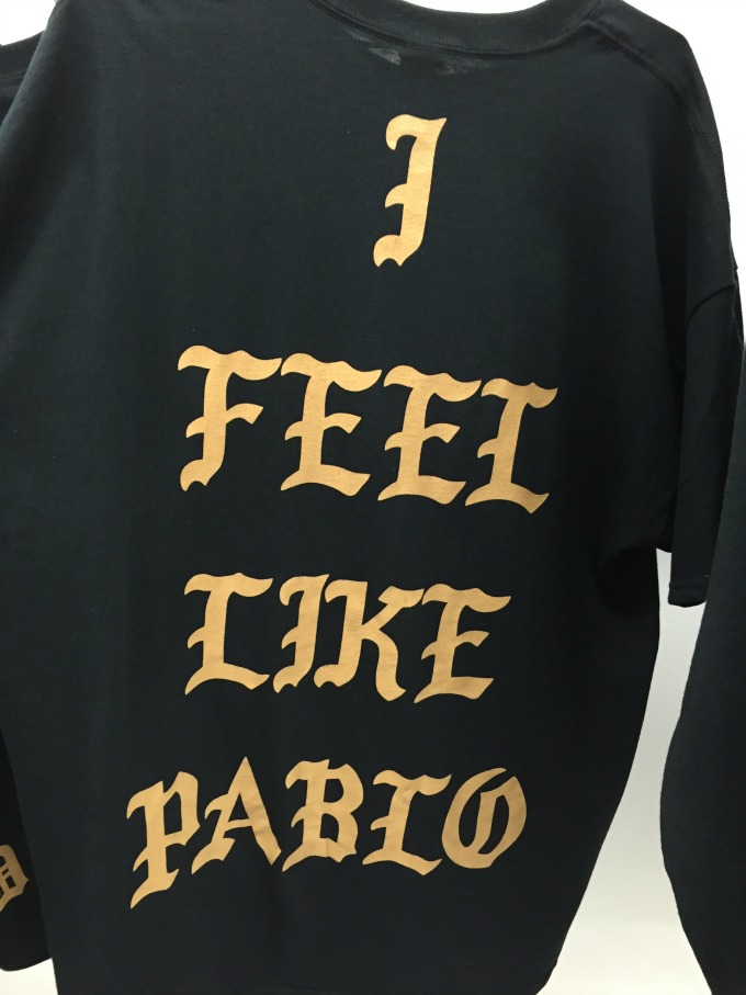 Photo 24 from Kanye West's NYC pop-up shop.