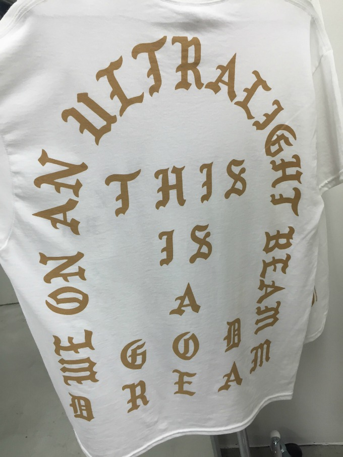 Photo 9 from Kanye West's NYC pop-up shop.