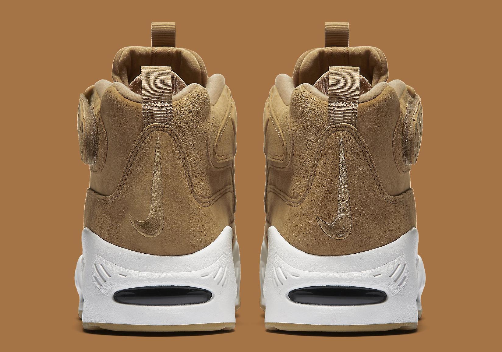 Wheat Nike Griffey Max 1 354912-200 Heel