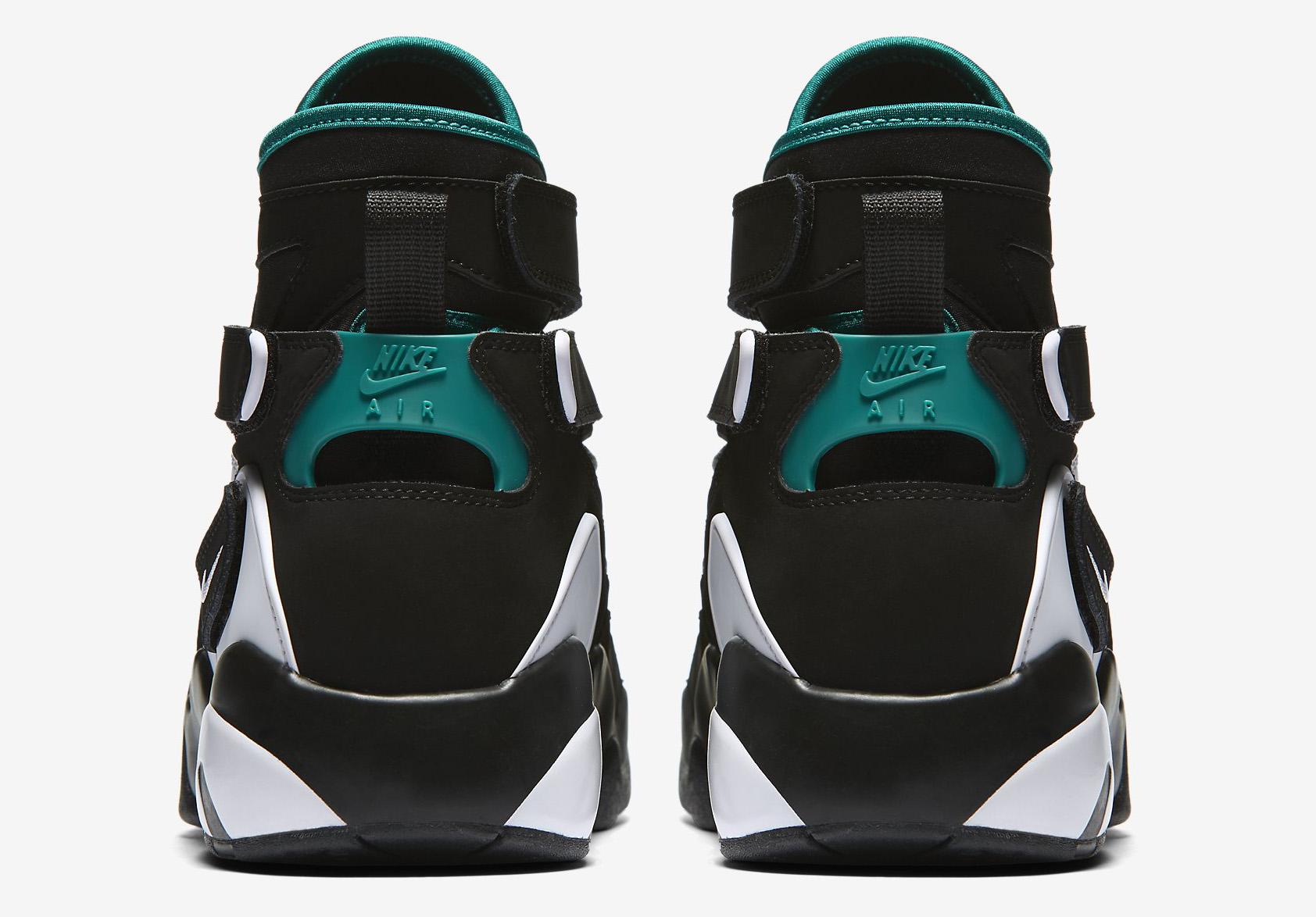 Nike Air Unlimited 889013-001 Heel